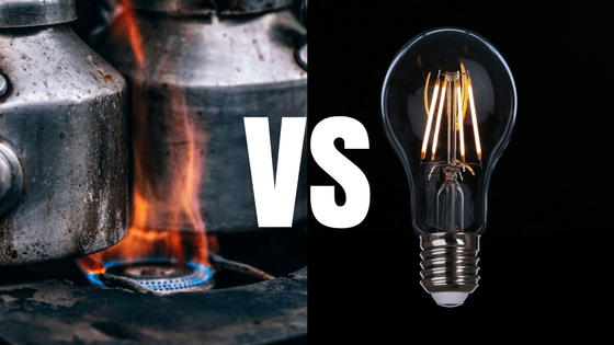 Gas vs Power as the featured image